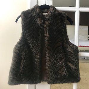 Bill Blass Fur Vest